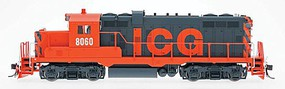 Intermountain GP-10 Paducah Loco ICG - HO-Scale