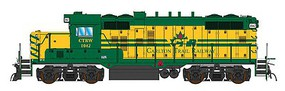 Intermountain EMD GP10 w/Snd Carlton Tr