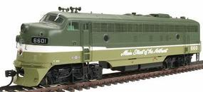 Intermountain EMD FP7 Phase I - Standard DC - Northern Pacific HO Scale Model Train Diesel Locomotive #49933