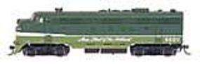 Intermountain EMD FP7 Phase I DCC Northern Pacific HO Scale Model Train Diesel Locomotive #49933s