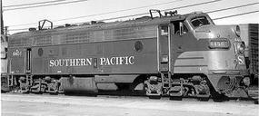 Intermountain FP7 ph II pd w/o snd SP - HO-Scale