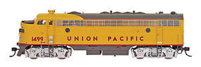 Intermountain FP7 Phase I Powered without sound Union Pacific HO Scale Model Train Diesel Locomotive #49939