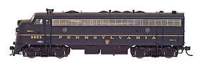 Intermountain FP7 Phase I without sound Pennsylvania RR HO Scale Model Train Diesel Locomotive #49943