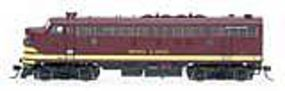 Intermountain EMD FP7 Phase I w/LokSound & DCC - Soo Line HO Scale Model Train Diesel Locomotive #49946s