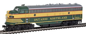 Intermountain FP7 PH1 Pwd w/Snd ONT - HO-Scale