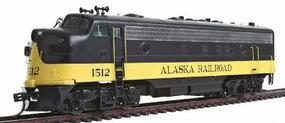 Intermountain Diesel EMD FP7 Phase I Powered - Assembled With Sound Alaska Railroad - HO-Scale