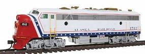 Intermountain EMD FP7 Phase I DCC - Alaska Railroad HO Scale Model Train Diesel Locomotive #49965s
