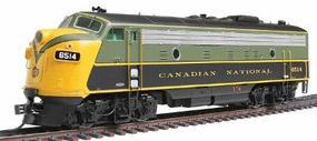 Intermountain EMD FP9 w/LokSound & DCC - Canadian National HO Scale Model Train Diesel Locomotive #49987s