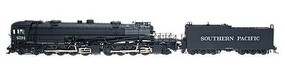 Intermountain Class AC-12 4-8-8-2 Cab Forward - DCC Southern Pacific 4294 (black, silver, graphite, Large Lettering)
