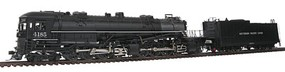 Intermountain AC-8 w/Sound SP #4185 - HO-Scale