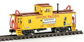Intermountain CA3 CA4 Caboose UP #25172 - N-Scale