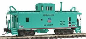 Intermountain CCS CA-3/4 Caboose Union Pacific N Scale Model Train Freight Car #6070