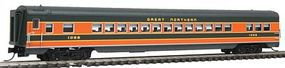 Intermountain CNW-Style 56-Seat Coach Great Northern N Scale Model Train Passenger Car #6614