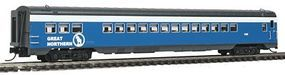 Intermountain CNW-Style 56-Seat Coach Great Northern N Scale Model Train Passenger Car #6615