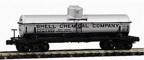 Intermountain ACF Type 27 Riveted 8000-Gallon Tank Car Shell Chemical N Scale Model Train Freight Car #66302