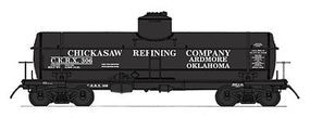 Intermountain ACF Type 27 Riveted 8000-Gallon Tank Car N Scale Model Train Freight Car #66330