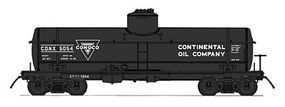 Intermountain ACF Type 27 Riveted 8000-Gallon Tank Car N Scale Model Train Freight Car #66333
