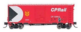 Intermountain AAR 40 Mod Box CP Rail - N-Scale