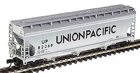 Intermountain ACF 4650 cf 3-Bay Hopp UP - N-Scale