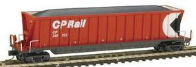 Intermountain Bathtub Coal Gondola - Ready to Run - Canadian Pacific N Scale Model Train Freight Car #67102
