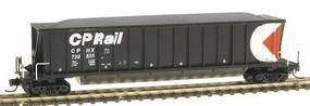 Bathtub Coal Gondola - Assembled - CP Ontario Hydro N Scale Model Train Freight Car #67108