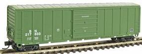 Intermountain Pullman-Standard 5277 Cu.Ft. Exterior-Post Boxcar N Scale Model Train Freight Car #67514
