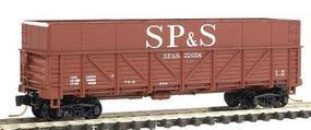 Intermountain Sugar beet gon RTR SP&S - N-Scale