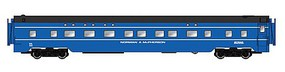 Intermountain 4-4-2 Sleeper BC Rail - N-Scale