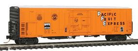 Intermountain PFE R-70-20 Mechnical Reefer Pacific Fruit Express N Scale Model Train Freight Car #68825