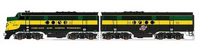 Intermountain FT A-B Set CNW w/snd - N-Scale