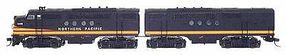 Intermountain FT A/B Set DCC Northern Pacific N Scale Model Train Diesel Locomotive #69010d
