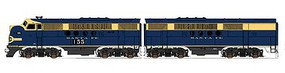 Intermountain FT A-B Set ATSF Cigr w/sd - N-Scale