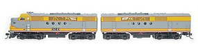 Intermountain FT A-B Set SL-SW gry w/sd - N-Scale