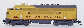 Intermountain EMD F3A - Standard DC - Union Pacific N Scale Model Train Diesel Locomotive #69103