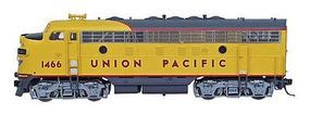Intermountain EMD F7A Powered RTR Union Pacific N Scale Model Train Diesel Locomotive #69203