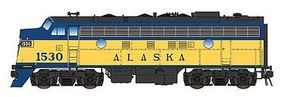 Intermountain EMD F7A - Standard DC - Alaska Railroad #1530 N Scale Model Train Diesel Locomotive #69295
