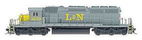 Intermountain SD 40-2 DCC L&N - N-Scale