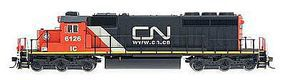 Intermountain SD40-2 DCC CN/IC - N-Scale