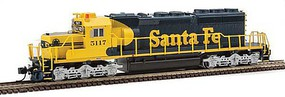 Intermountain SD40-2 DCC ATSF Snoot - N-Scale