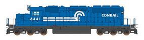 Intermountain EMD SD40-2 - Standard DC - Conrail (blue, white) N Scale Model Train Diesel Locomotive #69344