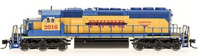 Intermountain SD40-2 DCC/Snd FWWR - N-Scale