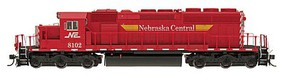 Intermountain SD40-2 DCC NE - N-Scale