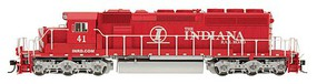 Intermountain SD40-2 DC INRD - N-Scale