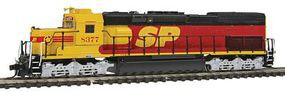Intermountain EMD SD40T-2 - Standard DC - Southern Pacific N Scale Model Train Diesel Locomotive #69409