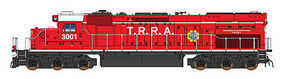 Intermountain SD40T-2 DC TRRA N Scale Model Train Diesel Locomotive #69432