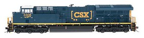 Intermountain Tier 4 GEVO DC CSX - N-Scale