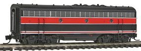Intermountain EMD F7B - Standard DC - Rock Island N Scale Model Train Diesel Locomotive #69713