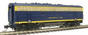 Intermountain EMD F7B pd RTR ATSF Cigar - N-Scale
