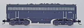 Intermountain EMD F7B - Standard DC - Southern Pacific N Scale Model Train Diesel Locomotive #69724