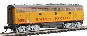 Intermountain FP7B without Sound Union Pacific N Scale Model Train Diesel Locomotive #69739